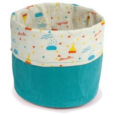 Keep your little one's room tidy and organized thanks to our lovely selection of storage baskets. Toy Storage Baskets, Skate, Blue Color Schemes, Rattan Basket, House Doctor, Kids Prints, Baby Boy Nurseries, Bean Bag Chair, Kids Room