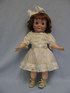 Kammer & Reinhardt — 15'' German Bisque Googly Doll. Blue glass sleep eyes (736×981)