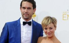 Kaley Cuoco and Ryan Sweeting got into a huge fight at the Emmys.