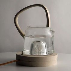 Water Heater Kettle by Estelle Sauvage