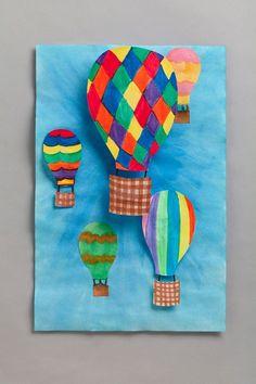Hot-Air Balloon Festival craft