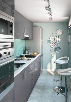 Como decorar una cocina 10 ideas para decorar tu casa - Como decorar una cocina ...