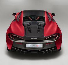 McLaren 570S Design Edition : Cinq nouvelles versions.
