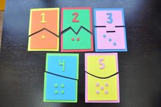Homemade Number Puzzle