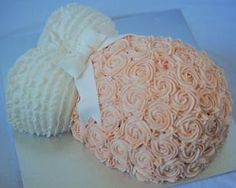 buttercream belly cake - Google Search