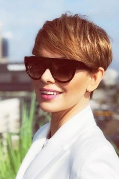 40 Latest Short Hair Trends That You Can't Afford To Miss - Hairstyles 19