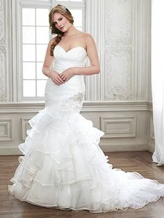 """""""Cheyenne"""" by Maggie Sottero www.countrybridals.com"""