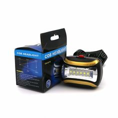 LED Mini Headlamp – Camp Light Club