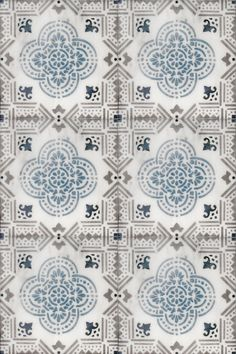 This Moroccan inspired tile is a classic patterned tile that works well as floor tile or as a kitchen backsplash.  This design also looks stunning on a Limestone or Travertine tile.