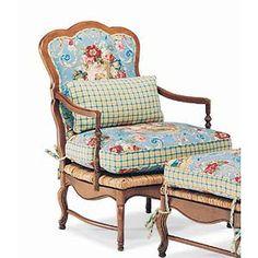 C.R. Laine Accents Harbin Chair - AHFA - Exposed Wood Chair Dealer Locator
