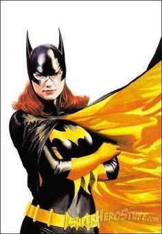 Batgirl by Alex Ross