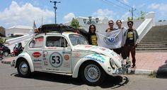 EAAI 2013 : Begini Akhir Perjalanan Yudi Herbie Di Pulau Jawa #BosMobil #classiccars