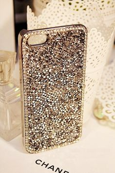 rhinestone iphone 5s case Bling iphone 4 case by iphone5scases, $19.59