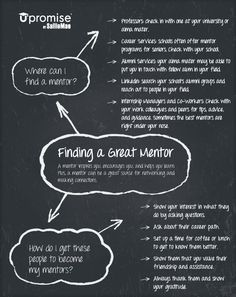 Finding a Great Mentor