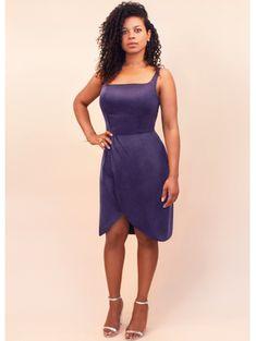 Kim Dress - PDF Sewing Pattern