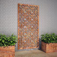 Decorative Screens   Metal Wall Art   Garden Screens