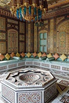 Riads from morocco Moroccan Design, Moroccan Style, Moroccan Lounge, Islamic Architecture, Art And Architecture, Arabian Decor, Morrocan Decor, Arabian Beauty, Moroccan Interiors
