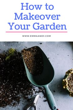 Are you looking for design ideas for your outside area? Here is how to makeover your garden on a budget and still have a garden others will envy. Upcycling Projects, Garden Games, Living On A Budget, Weed Killer, Mini Farm, Cooking Ingredients, Garden Theme, Spring Is Here, Food Waste