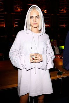 How to Wear Lavender Ahead of Spring, According to Cara Delevingne, Rihanna, and More