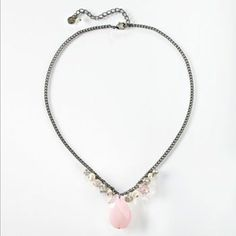 Kohl's Cares Simply Vera Vera Wang Jet Bead Necklace #KohlsCares