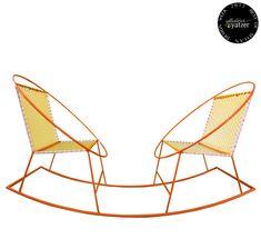 BEST OF MILAN DESIGN WEEK 2013   Yatzer.Handmade rocking chairs by Mecedorama. (Salone Satellite).