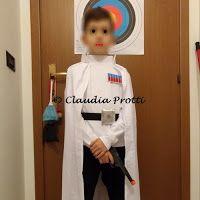 Mamma Claudia e le avventure del Topastro: Travestimento Orson Krennic per Carnevale