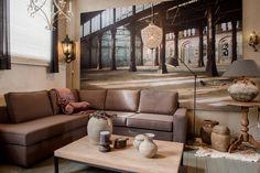 Diverse mogelijkheden zoals de soorten stof, soorten leder, zitkussens kunnen naar wens gemaakt worden.
