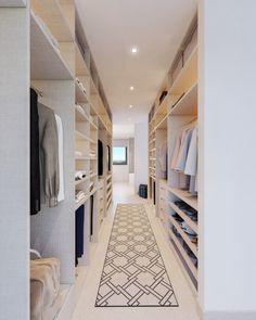 Walk in dressing room in master bedroom #luxury #villa #sale #valleromano #marbella #contemporary #spain