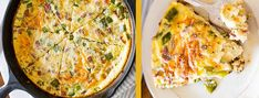 Een quiche zonder deeg, gezond, lekker èn makkelijk te maken. Ook handig als je left overs hebt om die erin te verwerken. Lees hier hoe je de quiche maakt. Ramadan Recipes, Ramadan Food, Gluten, Good Food, Food And Drink, Low Carb, Keto, Quiches, Breakfast