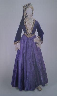 The traditional apparel of Cypriot Asti Greek Dancing, Greek Traditional Dress, Cyprus, Fashion History, Greece, Corfu, Costumes, Olympus, 19th Century