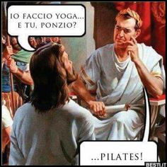 Pilates is an exercise system targeted at developing flexibility and core strength as well as promoting total body balance. Pilates is so versatile that it can be performed by senior citizens and seasoned athletes who may reap its rewards. Pilates was. Memes Humor, Frases Humor, Jokes, Funny Cute, The Funny, Hilarious, 30 Days Workout Challenge, Humor Cristiano, Funny Images