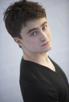 Daniel Radcliffe...nope he will always be harry potter to me sorry! :)