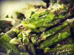 Summer Recipes that Make You Go Mmmm: Bethenny's Asparagus