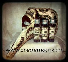 Creole Moon: Bottle Spell to Get Rid of a Troubling Neighbor or Ex-Lover Need: A wide mouth jar A black doll baby that can fit inside the jar. Personal effect of your ex Brown paper bag Dragon's blood ink Black pin Photo Black Witch's salt Red pepper Graveyard dirt Lost and Away Powder Attach a personal effect from your ex to the doll with a black pin. Write down their name and date of birth