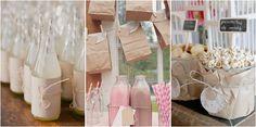 8 ideas para decorar mesas de dulces para fiestas