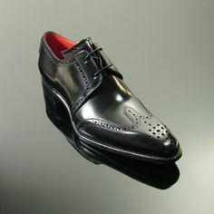 Moon - Classic Wing Gibson, by Jeffery West. Shoe can be bought here: Jeffery-West,   16 Piccadilly Arcade, London SW1Y 6NH