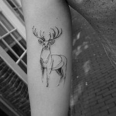 Thanks a lot @judithdenhertog  It was a good time doing you sketch deer!