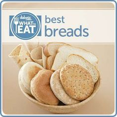 No time to make your own bread? Try these taste-tested and diabetes-friendly breads.