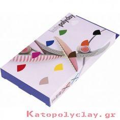 Κatopolyclay, ξεκινήστε εδώ! Δείγματα 10 χρωμάτων