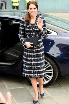 Prince William and TheDuchess of Cambridge Take Manchester