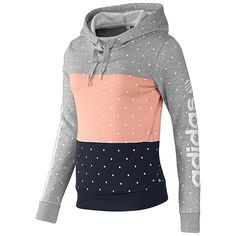 Colorblock Hoodie from Adidas on shop.CatalogSpree.com, your personal digital mall.