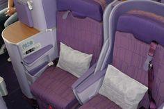 Qantas Business Suite business class seat Airbus A330 - Flights | hotels | frequent flyer | business class - Australian Business Traveller