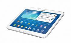 Samsung Galaxy Tab 10.1 é um dos poucos tablets com sistema Android e tela grande