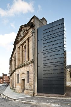 Collective Architecture · Glasgow Women's Library