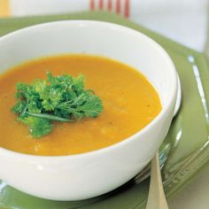 Butternut Squash and Apple Soup - Barefoot Contessa