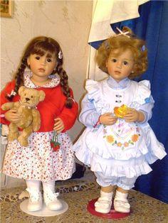 Skillята - отличные ребята. Авторские куклы Sissel Bjorstad Skille dolls / Авторская кукла известных дизайнеров / Бэйбики. Куклы фото. Одежда для кукол