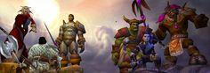 Retro-Special: Die ältesten Screenshots von World of Warcraft aus der frühen Alpha