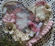 Simple Handmade St`Valentines day craft.