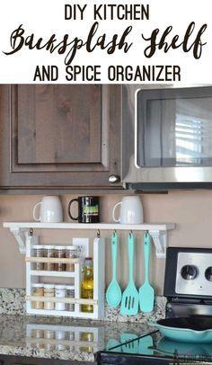 #kitchens #kitchenorganization #kitchenstorage #kitchencabinets
