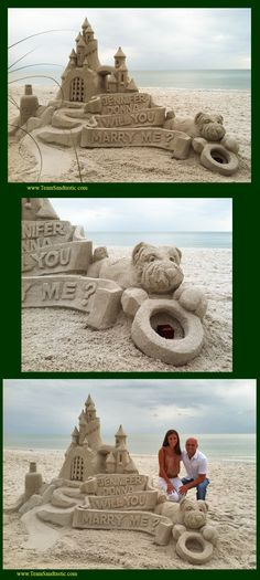 Proposal Sand Sculpture Deerfield Beach